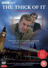 Thick of It - (Import DVD)