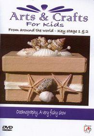 Arts & Crafts for Kids-Ocean - (Import DVD)