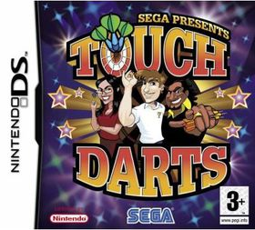 Sega Presents Touch Darts (NDS)