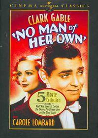 No Man of Her Own - (Region 1 Import DVD)