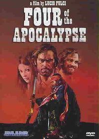 Four of the Apocalypse - (Region 1 Import DVD)