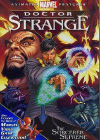 Doctor Strange - (Region 1 Import DVD)