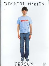 Demetri Martin Person - (Region 1 Import DVD)