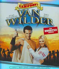 National Lampoon's Van Wilder - (Region A Import Blu-ray Disc)