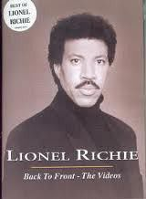 Lionel Richie - Back To Front - The Videos (DVD)