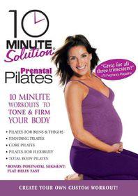 10 Minute Solution:Prenatal Pilates - (Region 1 Import DVD)