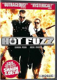 Hot Fuzz - (Region 1 Import DVD)