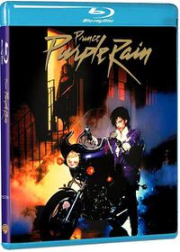 Purple Rain - (Region A Import Blu-ray Disc)