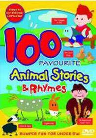 100 Favourite Animal Songs - (DVD)