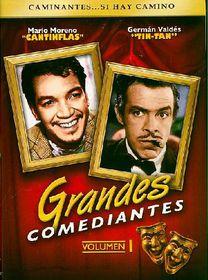 Grandes Comedianantes - (Region 1 Import DVD)