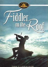 Fiddler on the Roof - (Region 1 Import DVD)
