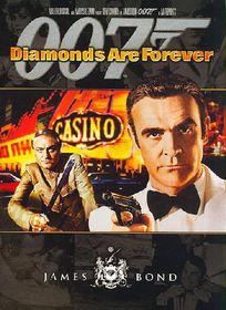 Diamonds Are Forever - (Region 1 Import DVD)