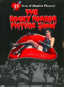 Rocky Horror Picture Show 25th Anniversary Edition - (Region 1 Import DVD)