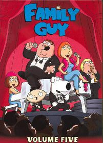 Family Guy Vol 5 - (Region 1 Import DVD)