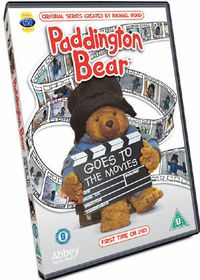 Paddington Bear Goes to the Movies - (Import DVD)