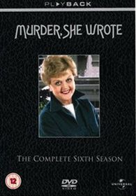 Murder She Wrote-Series 6 - (parallel import)