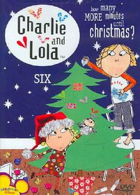 Charlie & Lola: Volume 6: How Many Minutes Until Christmas - (Region 1 Import DVD)