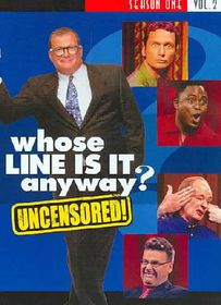 Whose Line is It Anyway:Season 1 Vol - (Region 1 Import DVD)
