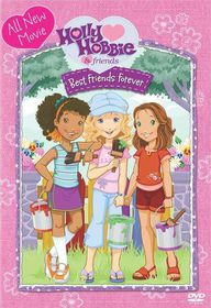 Holly Hobbie Best Friends Forever - (Region 1 Import DVD)