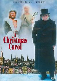 Christmas Carol - (Region 1 Import DVD)