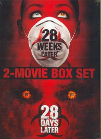 28 Weeks Later/28 Days Later - (Region 1 Import DVD)