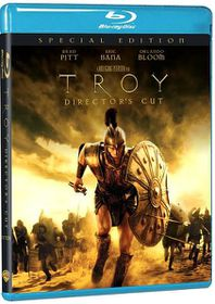 Troy Director's Cut - (Region A Import Blu-ray Disc)