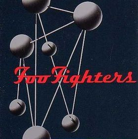 Foo Fighters - Colour And Shape (CD)