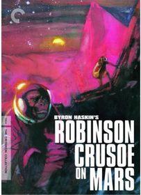 Robinson Crusoe on Mars - (Region 1 Import DVD)
