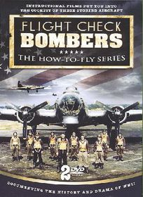 Flight Check Bombers - (Region 1 Import DVD)