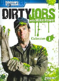 Dirty Jobs Collection 1 - (Region 1 Import DVD)