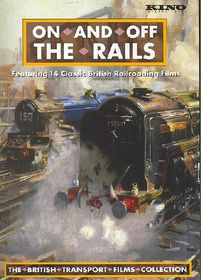 On and off the Rails - (Region 1 Import DVD)