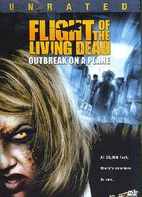 Flight of the Living Dead - (Region 1 Import DVD)