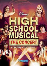 High School Musical:the Concert - (Region 1 Import DVD)