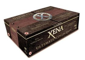 Xena Warrior Princess: Definitive Edition (36 Discs)(DVD)