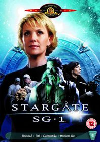 Stargate Sg1-S10 Vol.2 - (Import DVD)