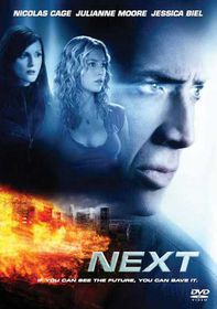 Next (2007) - (DVD)