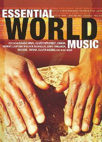 Essential World Music - Various Artists (CD)
