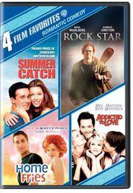 4 Film Favorites:Romantic Comedy - (Region 1 Import DVD)