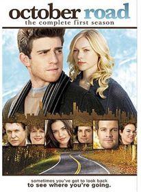 October Road:Complete First Season - (Region 1 Import DVD)
