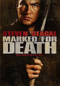 Marked for Death - (Region 1 Import DVD)