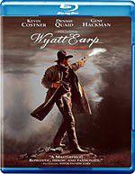 Wyatt Earp - (Region A Import Blu-ray Disc)