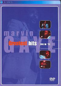 Marvin Gaye Greatest Hits Live in 76 - (Region 1 Import DVD)