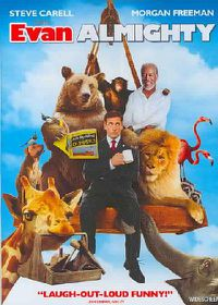 Evan Almighty - (Region 1 Import DVD)