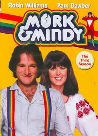 Mork & Mindy:Third Season - (Region 1 Import DVD)