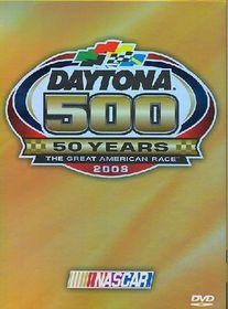 Daytona 500 50 Years - (Region 1 Import DVD)