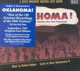 Oklahoma-Original Broadway Cast - (Import CD)