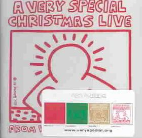 Very Special Christmas 4 (Live) - (Import CD)