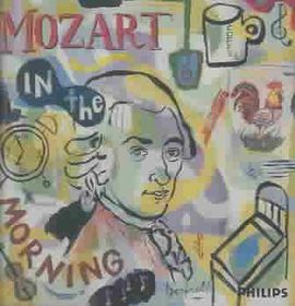 Mitsuko Uchida / Holliger / Academy Of St. Martin-In-The-Fields / Various - Mozart In The Morning (CD)
