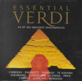 Essential Verdi - Various Artists (CD)