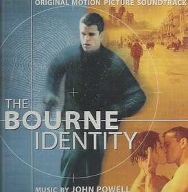 Bourne Identity (OST) - (Import CD)